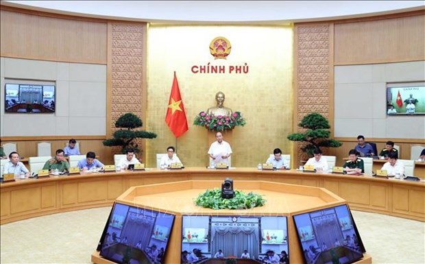 PM requests to promptly bring citizens home hinh anh 1