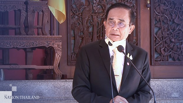 Thai PM confirms to reshuffle cabinet hinh anh 1