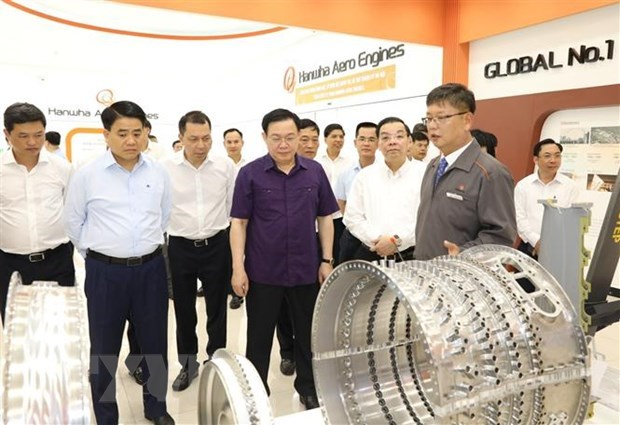 Hoa Lac Hi-Tech Park hopes for new wave of investment hinh anh 1