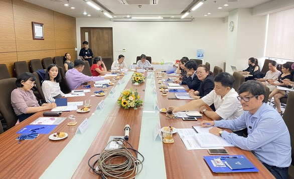 Francophone University Association holds consultation with rectors of southern universities hinh anh 1