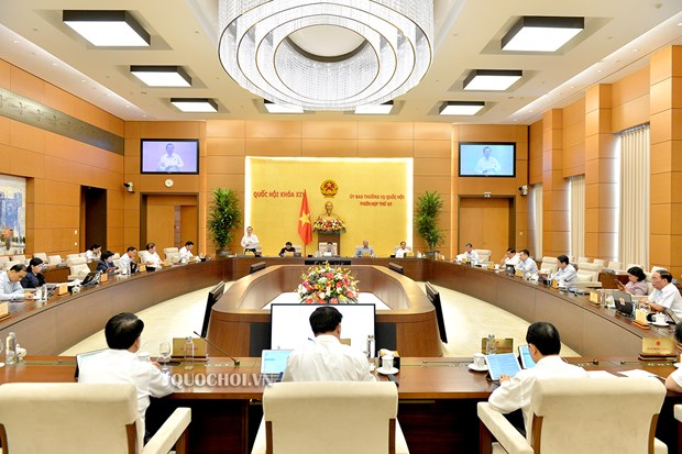 NA Standing Committee to convene 46th meeting on July 13 hinh anh 1