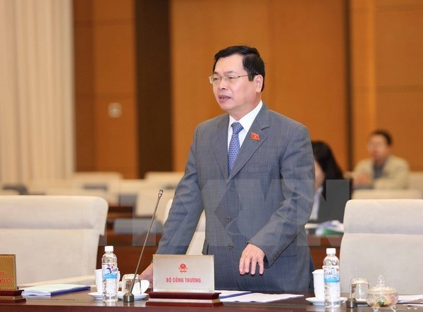 Former minister of industry and trade investigated hinh anh 1