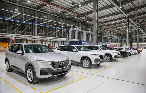 Automobile market on recovering track: VAMA hinh anh 1