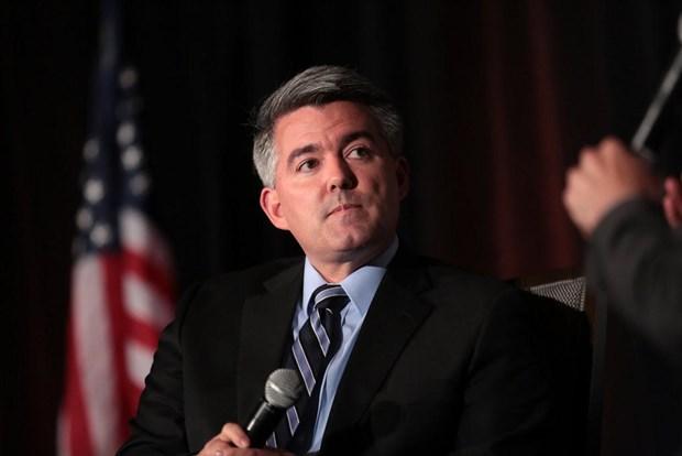 US Senator for Colorado salutes Vietnam-US diplomatic relations hinh anh 1