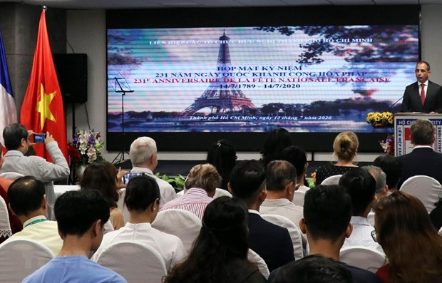 Vietnam, France shore up people-to-people exchanges hinh anh 1
