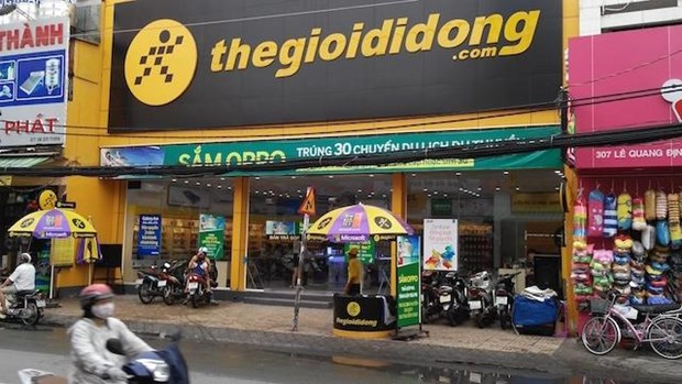 Foreign funds eye retail market hinh anh 1