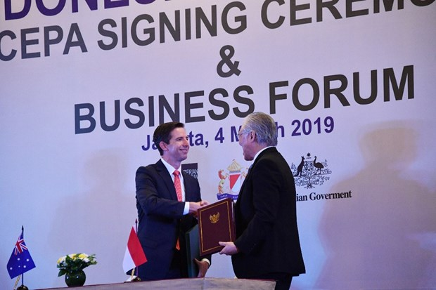 Indonesia, Australia roll out worker exchange programme hinh anh 1