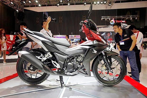 Motorbike sales drop 30.7 percent in Q2 hinh anh 1