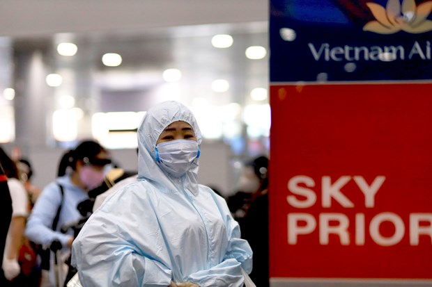 No local coronavirus infections seen in Vietnam for 88 days hinh anh 1
