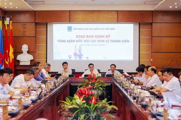 PetroVietnam earns 12.2 billion USD in revenue in H1 hinh anh 3