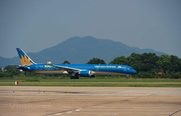 Vietnam Airlines continues to launch new routes hinh anh 1