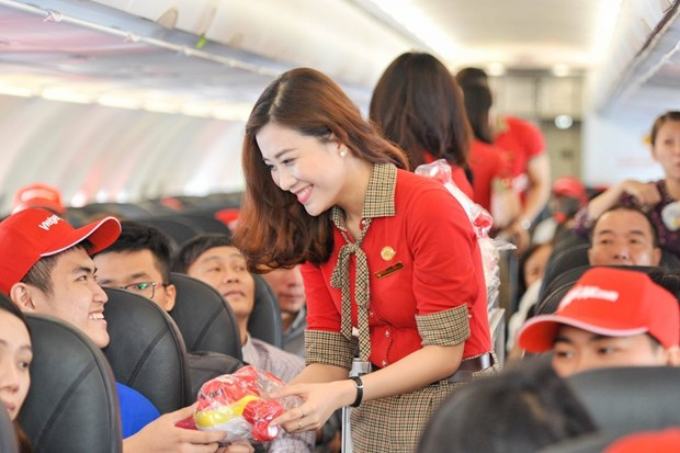 Thai Vietjet offers super-saver fares for its all 13 routes in Thailand hinh anh 1