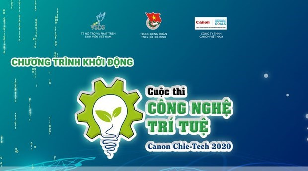 Canon Chie-Tech automation contest comes back for second year hinh anh 1