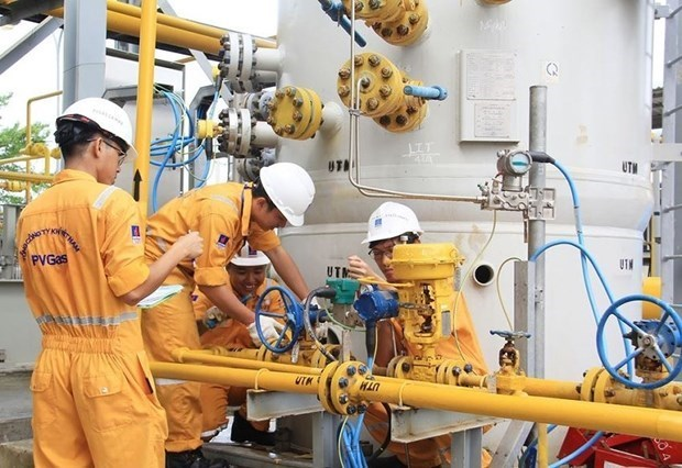 PV GAS ranked among Vietnam's 50 best performing listed companies hinh anh 1
