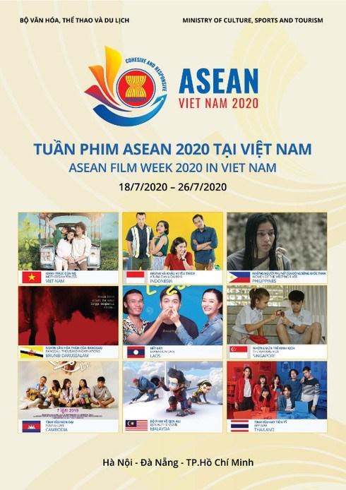 ASEAN Film Week 2020 to screen nine movies hinh anh 1