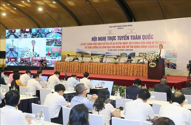 Social policy credit helps lift 2.1mn households out of poverty hinh anh 1