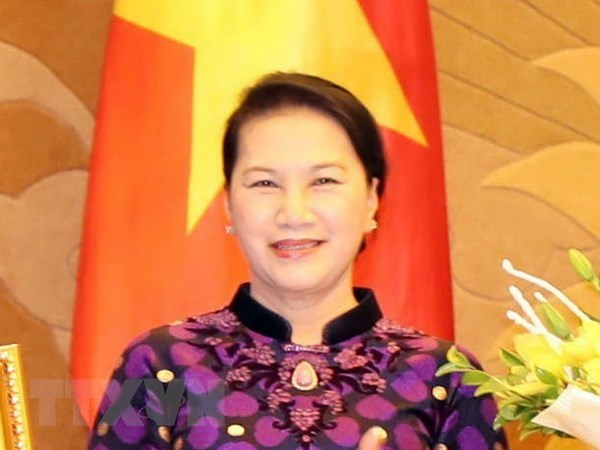 Congratulations to Malaysia's new Speaker of House of Representatives hinh anh 1