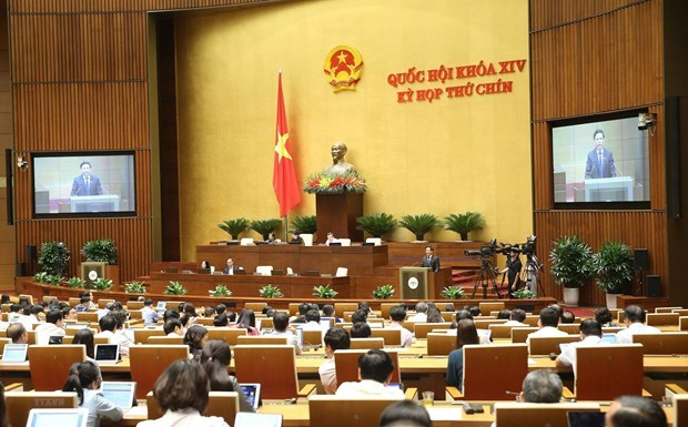 Resolution on NA supervisory programme issued hinh anh 1