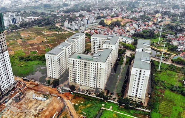 Vietnam rises in JLL's global real estate transparency index hinh anh 1