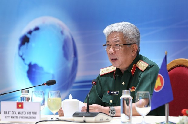 ASEAN peacekeeping centres look to boost ties in COVID-19 response hinh anh 1