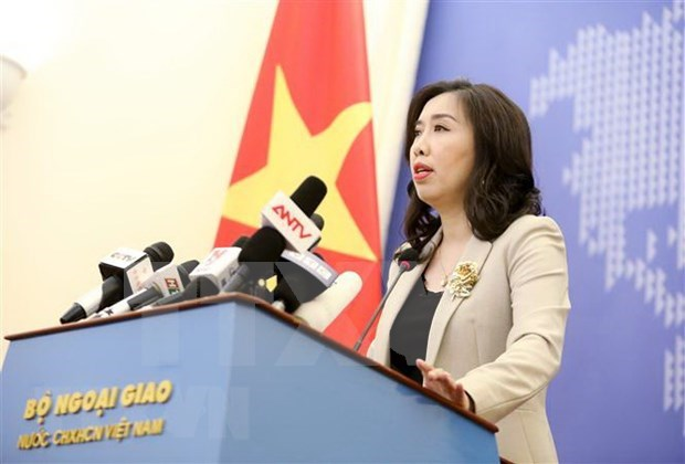 Vietnam committed to lifting ties with New Zealand: Foreign Ministry spokesperson hinh anh 1