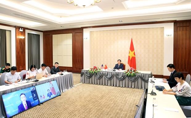 Vietnam-US relationship and legacies of war hinh anh 1
