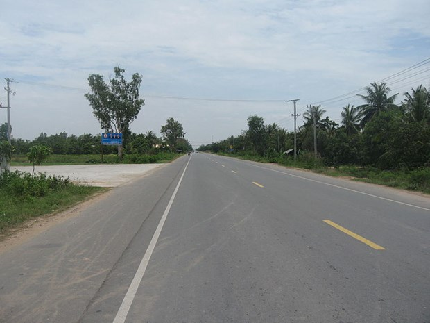 WB helps Cambodia improve road system hinh anh 1