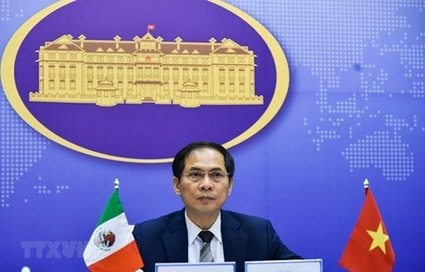 Vietnam, Mexico eye stronger multi-faceted cooperation hinh anh 1