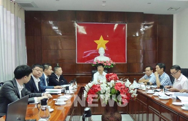 SPG Invest wants to pour investment into industrial park in Can Tho hinh anh 1