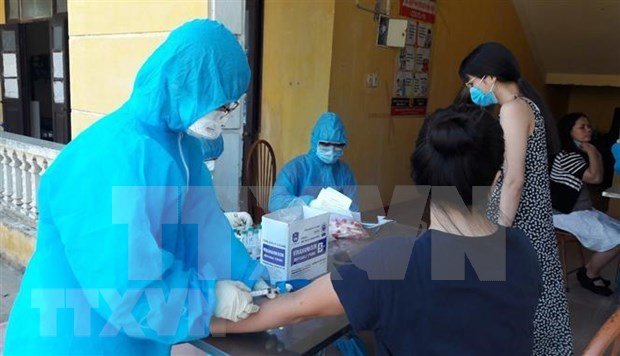 Vietnam goes through 94 days without COVID-19 infections in community hinh anh 1