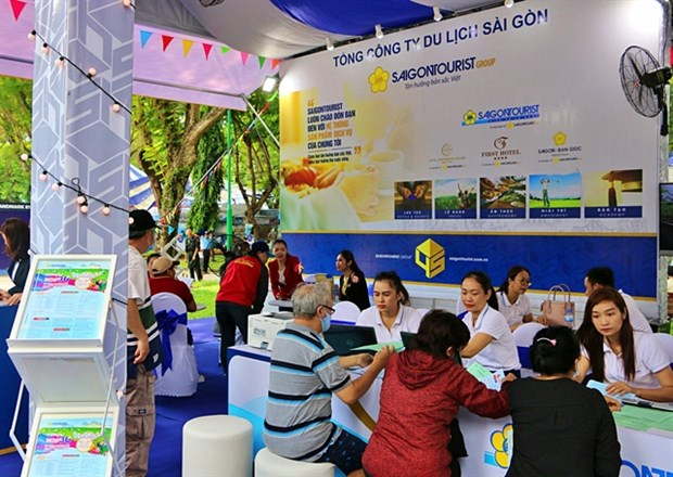 Annual HCM City Travel Fair boosts tourism hinh anh 1