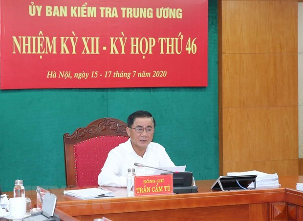 Inspection Commission decides disciplinary measures on ranking officials hinh anh 1