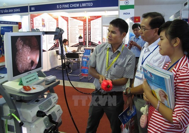 Pharmedi Vietnam to be held online for first time hinh anh 1