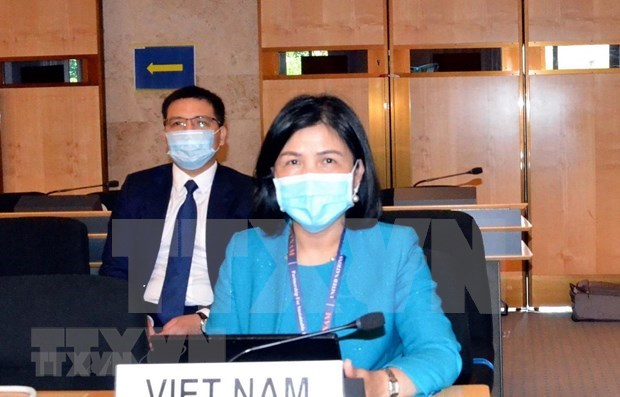 Vietnam actively engages in UN Human Rights Council's 44th session hinh anh 1