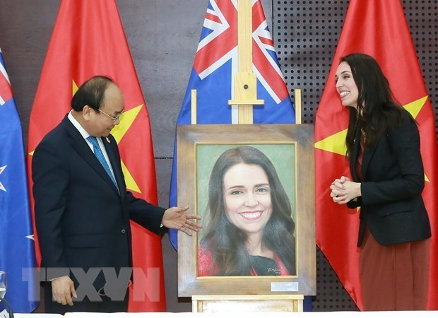 Vietnam, New Zealand aim to lift bilateral ties to new high hinh anh 1
