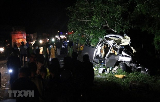 PM orders drastic measures after fatal road accident in Binh Thuan hinh anh 1