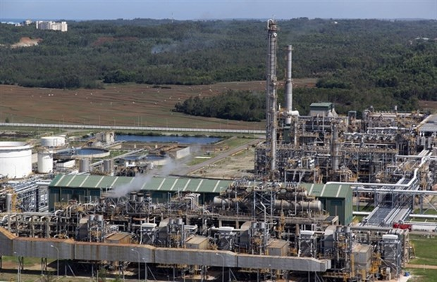 Binh Son Refining and Petrochemical faces revenue slump hinh anh 1