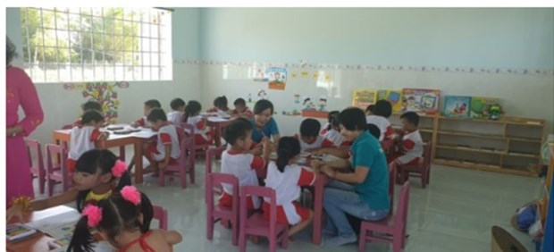 Cargill builds four more schools in Vietnam hinh anh 1