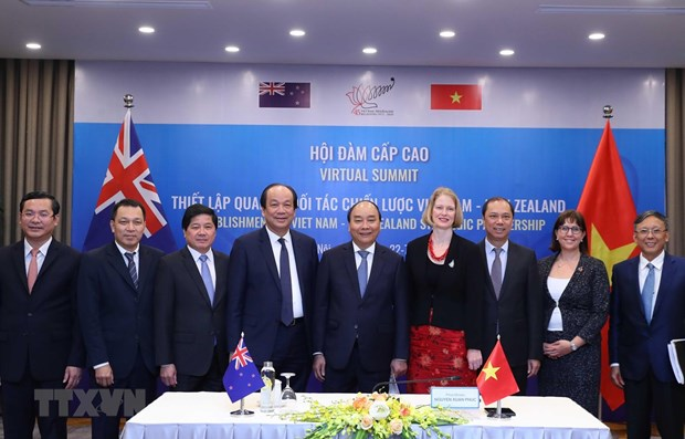 Analysts upbeat about Vietnam - NZ strategic partnership hinh anh 1
