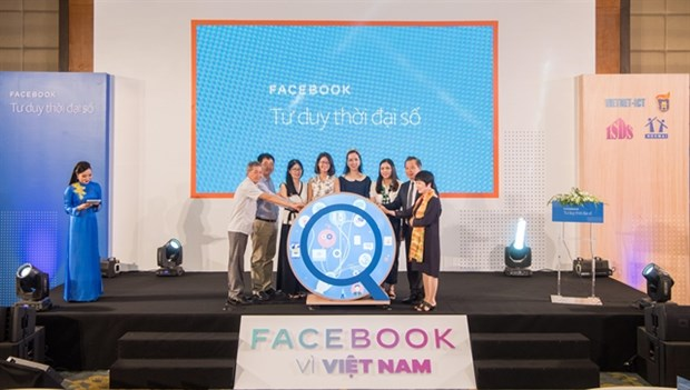 "Facebook launches ""We Think Digital"