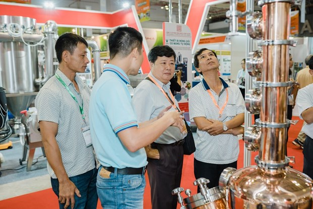 HCM City set to host Vietfood and Beverage - ProPack 2020 hinh anh 1