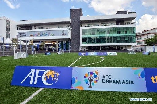 AFC meeting suggests solutions to help Asian football recover hinh anh 1