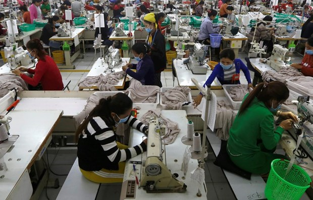 Cambodia surveys garment workers' lives hinh anh 1