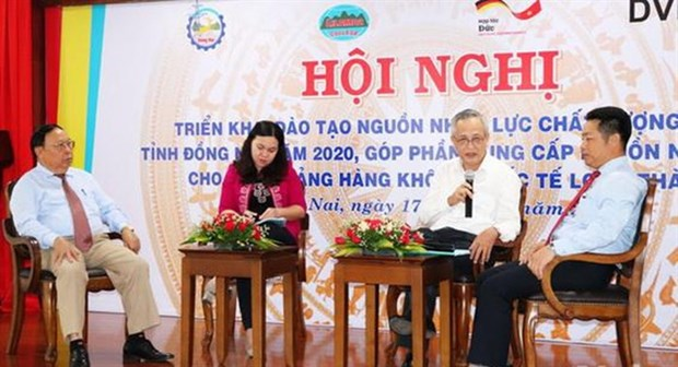 Dong Nai to train high-quality workers for Long Thanh int'l airport hinh anh 1