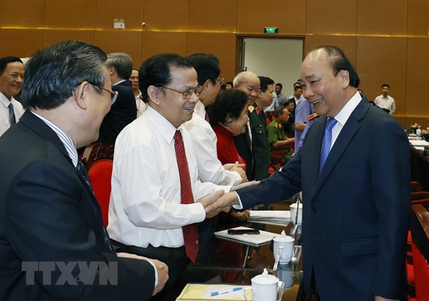 PM hails People's Procuracy's performance over its six decades hinh anh 1