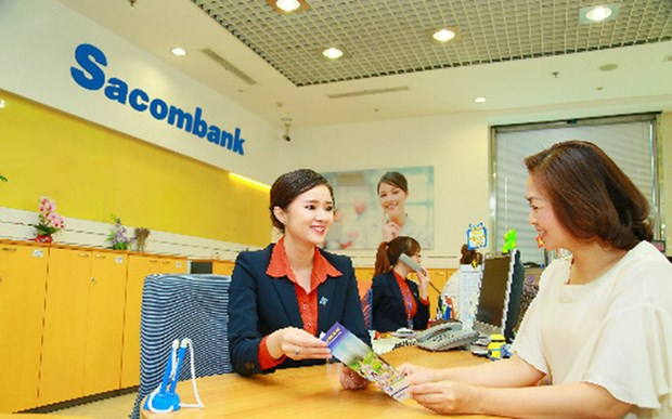 Sacombank profit reaches 61.7 million USD in first half hinh anh 1