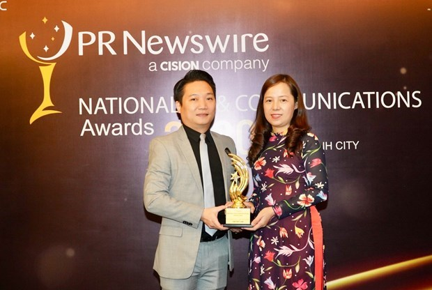 Vietjet recognised as most inspiring Vietnamese brand worldwide hinh anh 1
