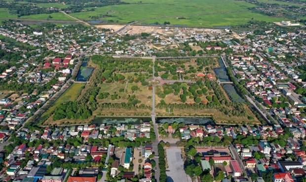 Quang Tri ancient citadel – a historical relic site hinh anh 1