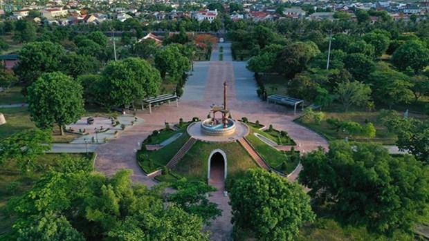 Quang Tri ancient citadel – a historical relic site hinh anh 3