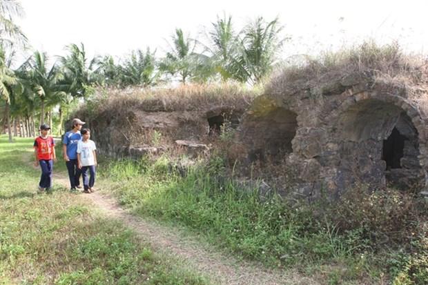 Quang Tri ancient citadel – a historical relic site hinh anh 2